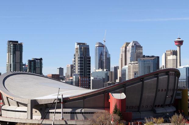 Calgary Flames Announce New Name For Arena Scotiabank Saddledome Globalnews Ca