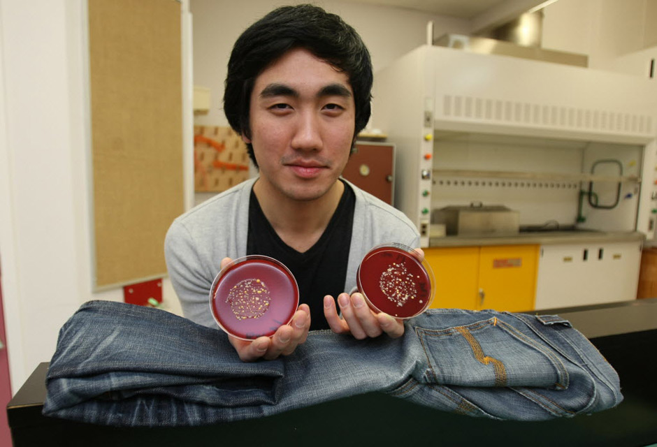 No harmful bacteria found in jeans not washed for 15 months: study - image