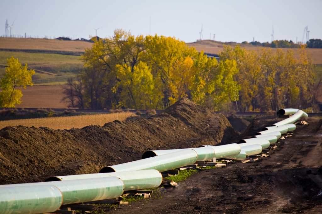 TransCanada, behind the long-delayed Keystone XL oil pipeline, will seek approval for another pipeline - this one going north from North Dakota and into Canada.