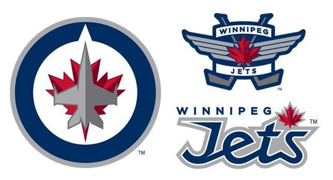 The Winnipeg Jets released their new logo on Friday, July 22, 2011. THE CANADIAN PRESS/ho-Winnipeg Jets.