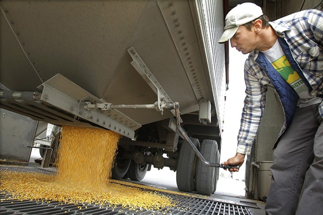 A Manitoba farm advocacy group is urging grain handlers to consider reducing grain elevator fees with lower crop yields expected across the agriculture sector.