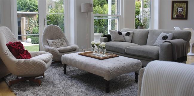 Tackling a DIY reupholstering project? Experts say start simple - image
