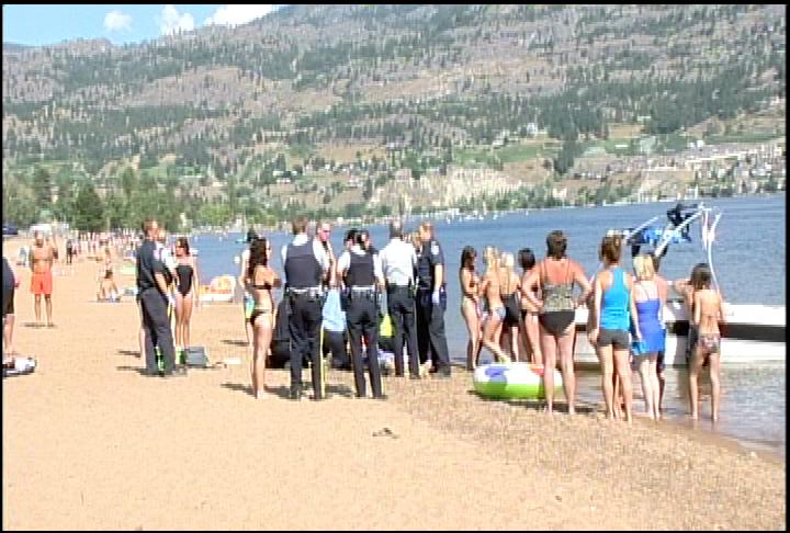 Alberta man drowns in Skaha Lake - image