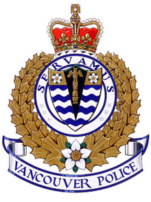 Vancouver Police Department.