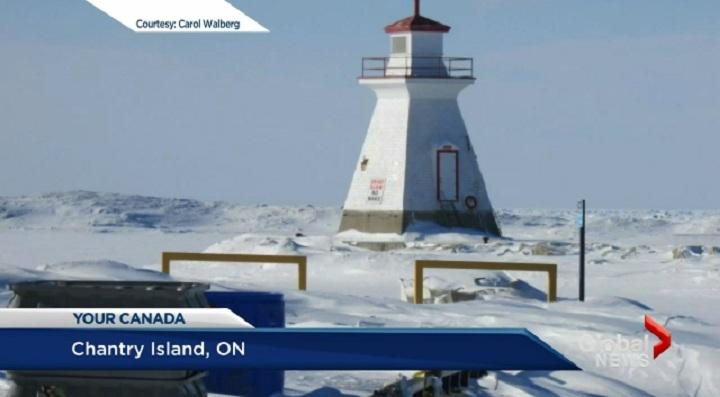 Your Canada-Chantry Island ON Feb 26