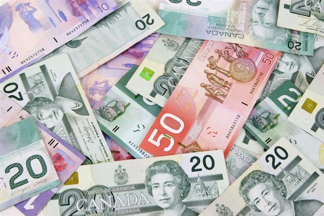 black money toronto police fraud