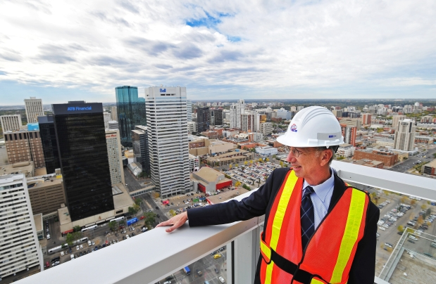 EPCOR Tower set to open in Edmonton - image