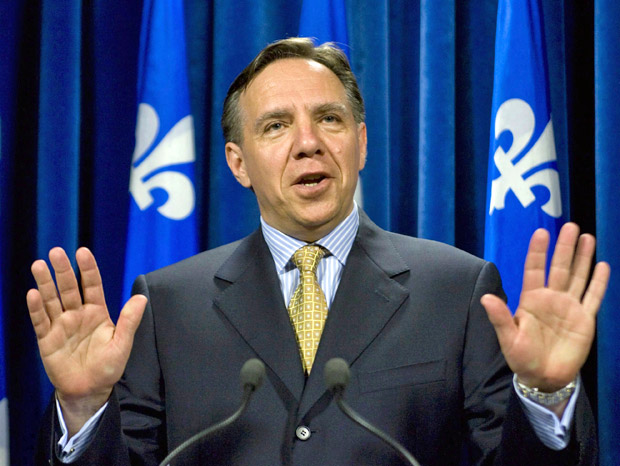 Canada's Pulse: more than half of Montrealers would consider Legault led party - image