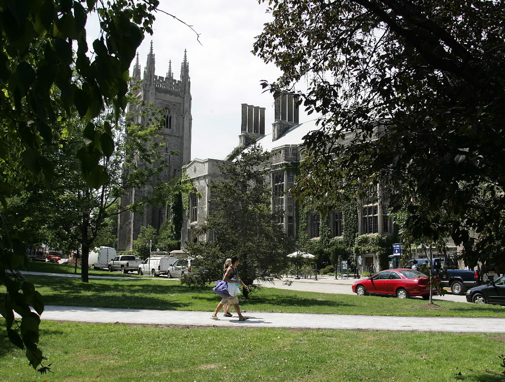 University of Toronto is once again Canada's highest-rated university, according to Times Higher Education.