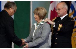 Continue reading: Crystal Dunahee awarded Order of B.C. in ceremony at Government House