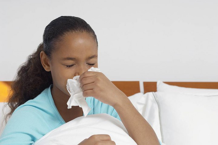Is it a cold or the flu?.