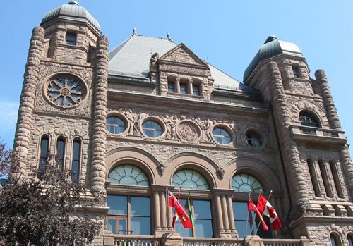 Ontario's Liberal government will introduce legislation next week to freeze the pay of MPPs for another five years.