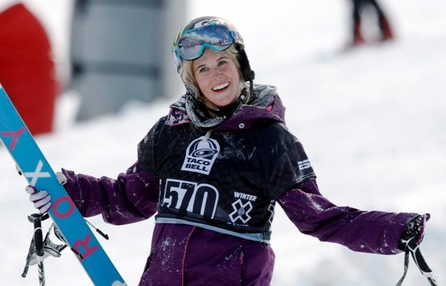 Sarah Burke will receive Flag Day honours in Ottawa Saturday. The late freestyle skiier fought to have her sport included in this year's Olympics.