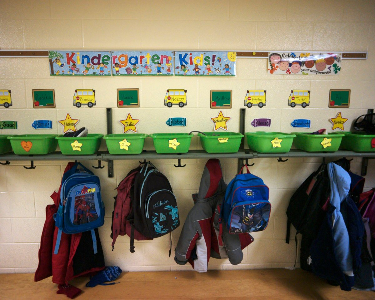 The Winnipeg School Division released details of its draft budget Tuesday which includes plans for a full-day nursery/kindergarten pilot program in four schools.