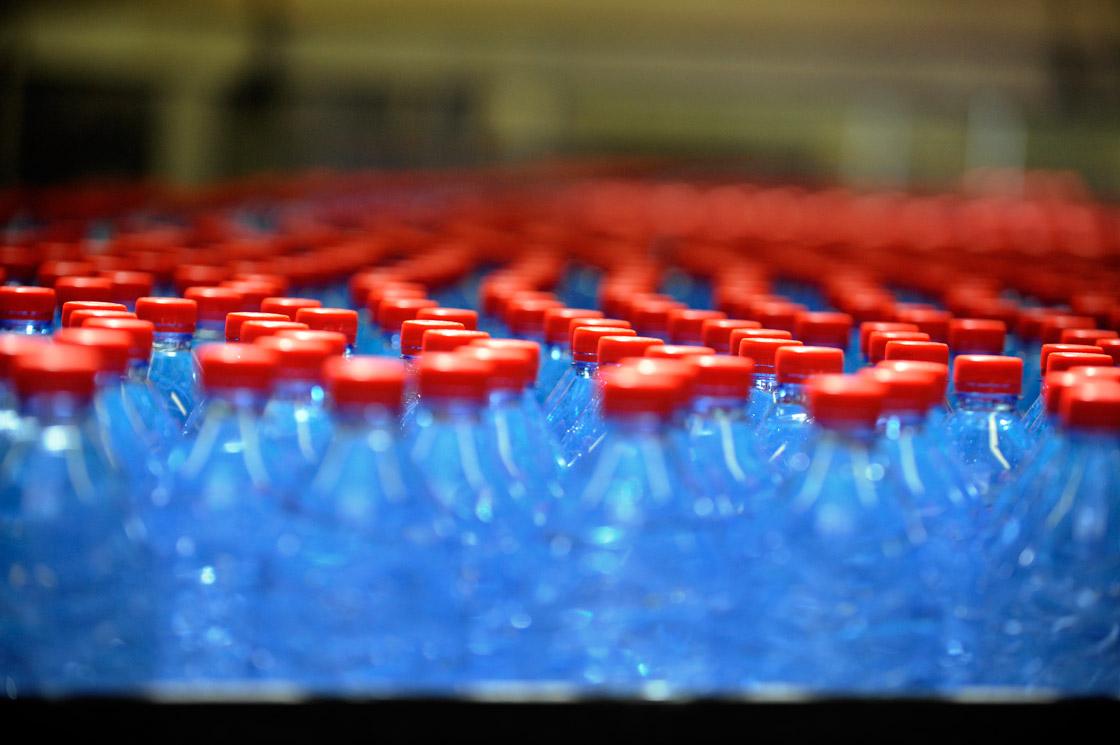 Nestle Guelph Wellington water bottle