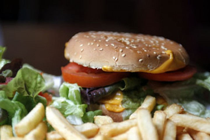 Last week, Harvey's promoted its new Health Check status on grilled veggie, chicken and mini beef burgers, an approval handed to the company from the Heart and Stroke Foundation, a well-known national health advocacy group.