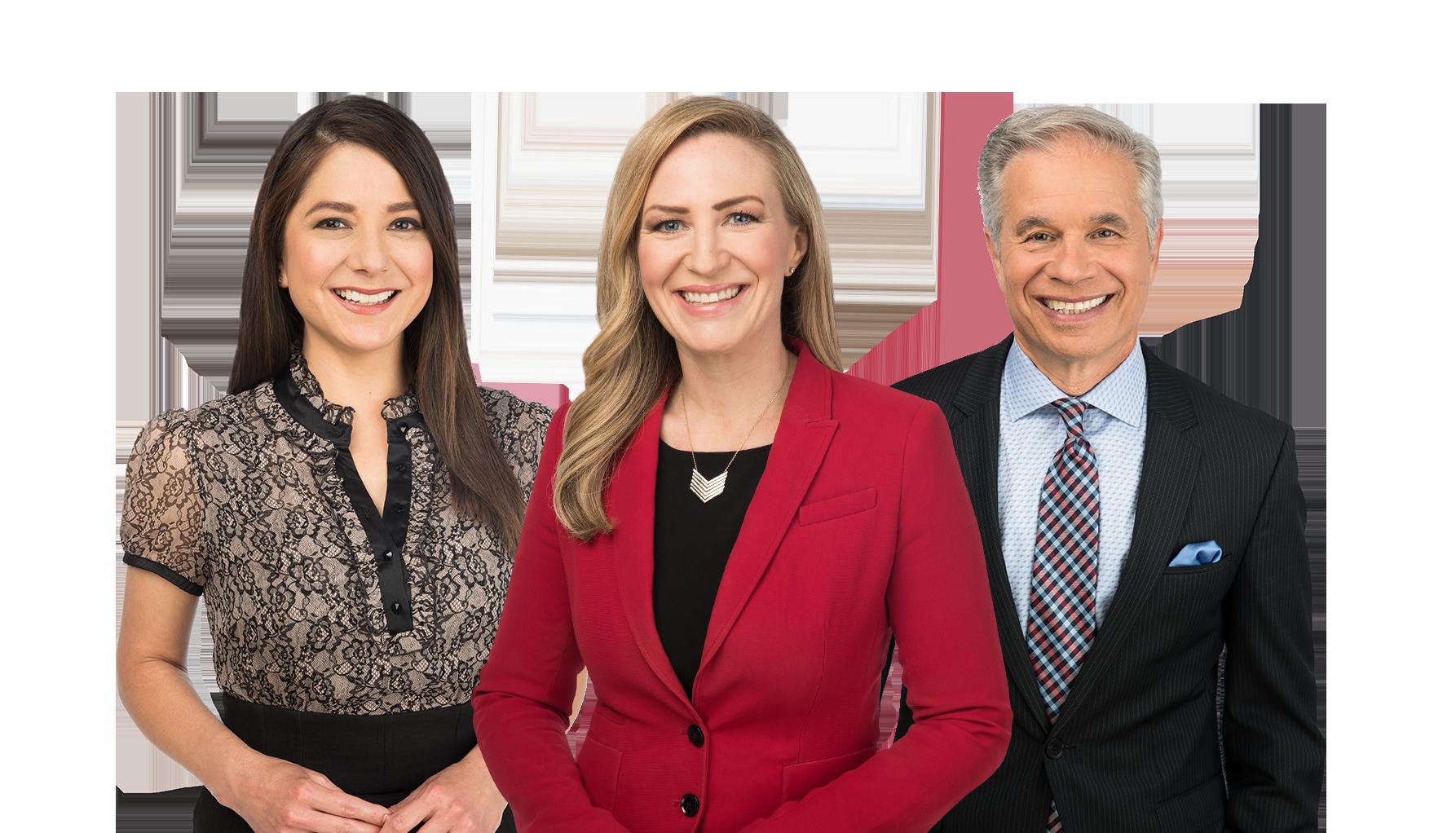 Global News Morning Edmonton Host