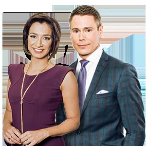 Global News at 10 Winnipeg Host