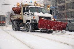 Continue reading: City of Toronto preparing for biggest snowfall so far