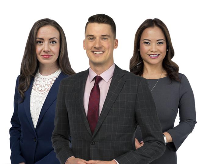 Global News Morning Weekend Calgary Host