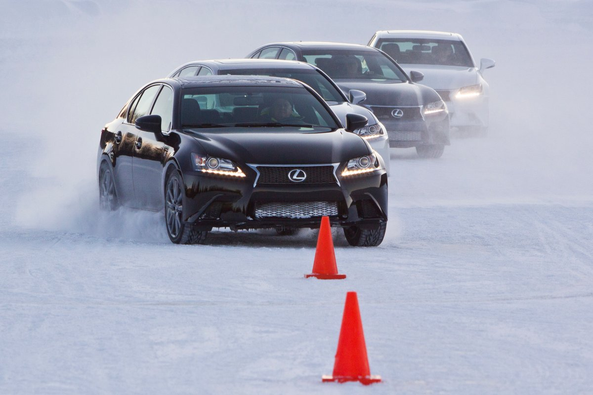Poor weather conditions during the winter months doesn't guarantee that those on the road will suddenly become better drivers. Here are some things to avoid when driving in the winter.