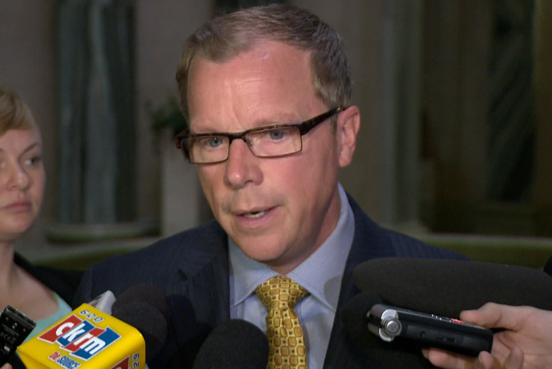Premier Brad Wall likes action on job training in federal budget, questions tax changes for new or expanding mines.