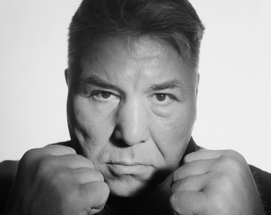 George Chuvalo, in Winnipeg to promote a boxing event, says the sport needs a new era of exciting fighters.