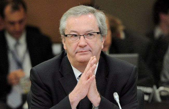 Chief Electoral Officer Marc Mayrand is shown in Ottawa on March 29, 2012.