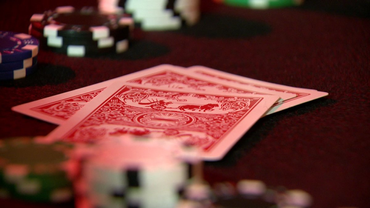 Former gambling addict got into the Nevada tickets that are sold at bingo halls and that is where she lost most of her money.
