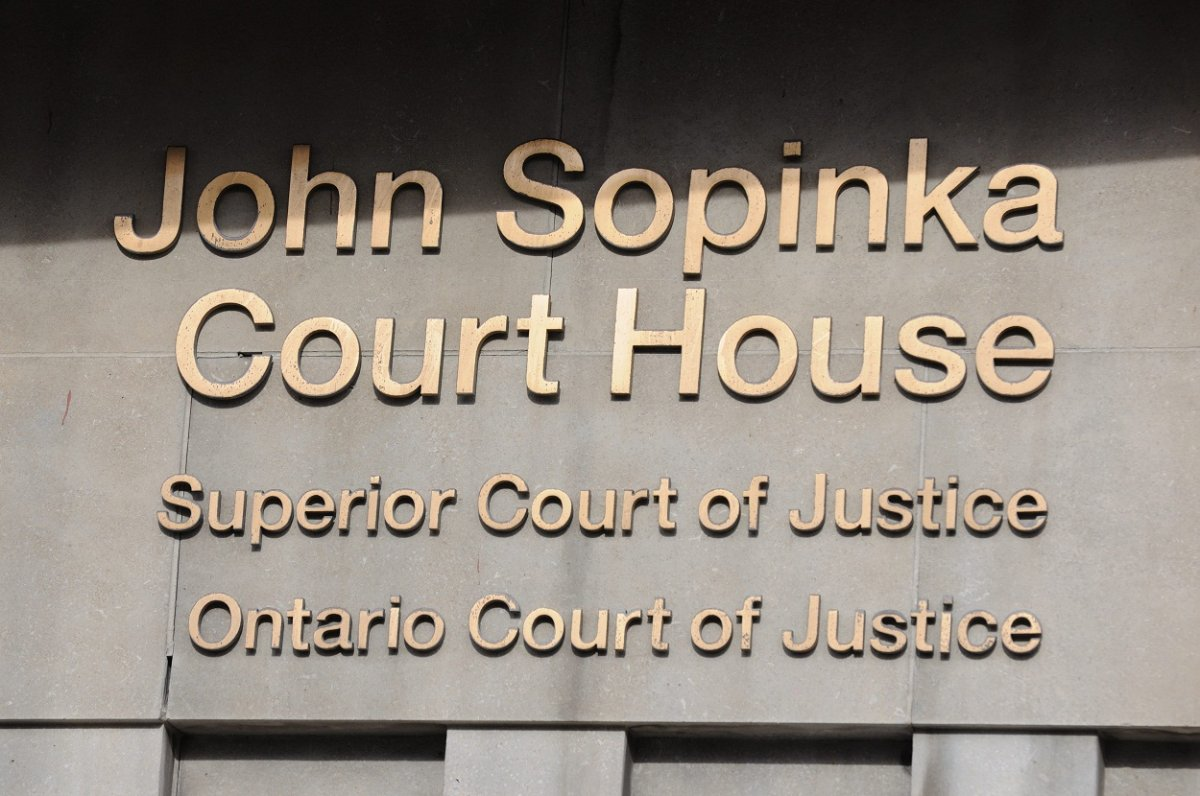 Ontario Court of Justice