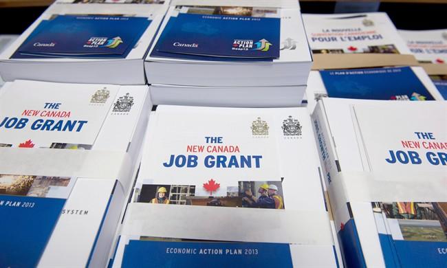 Jobs, budget, Ontario