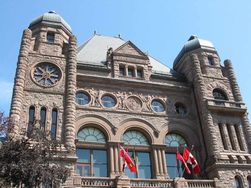 Global News - Ontario politics - Queen's Park