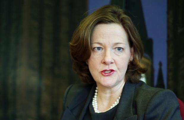 Alberta Premier Alison Redford.