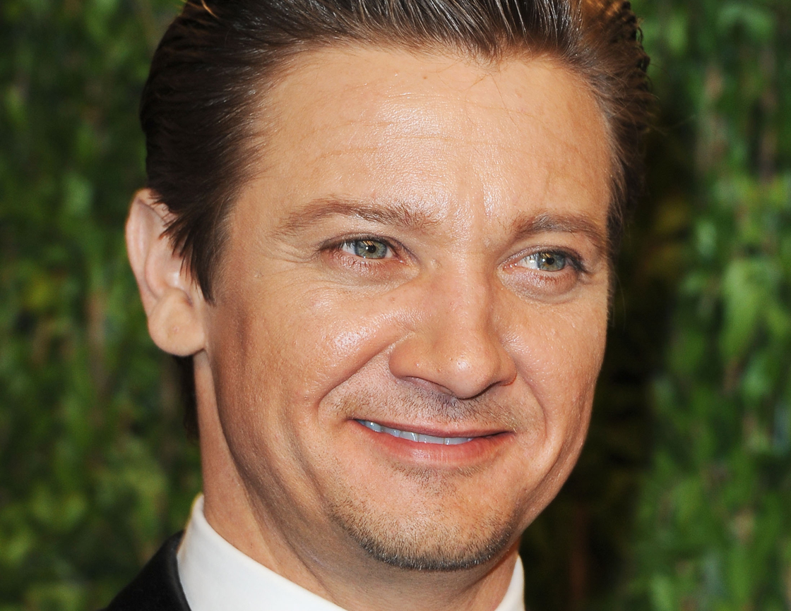 Actor Jeremy Renner is a first-time father.