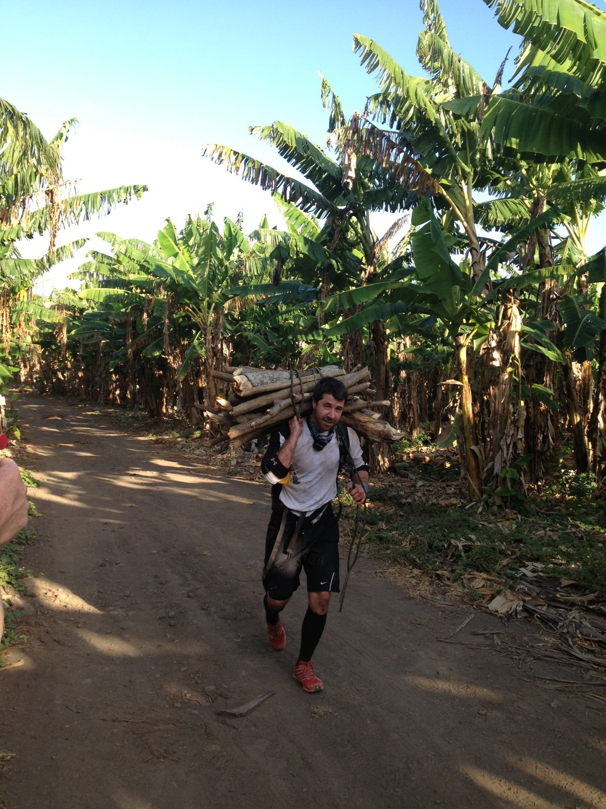 Racers compete in a 20 hour ultra-marathon meets obstacle race in Nicaragua - image