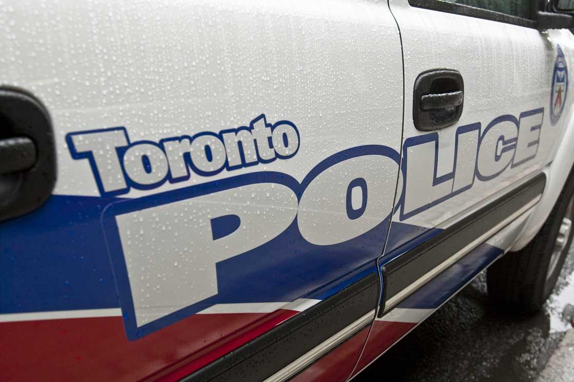 A file photo of a Toronto police cruiser.