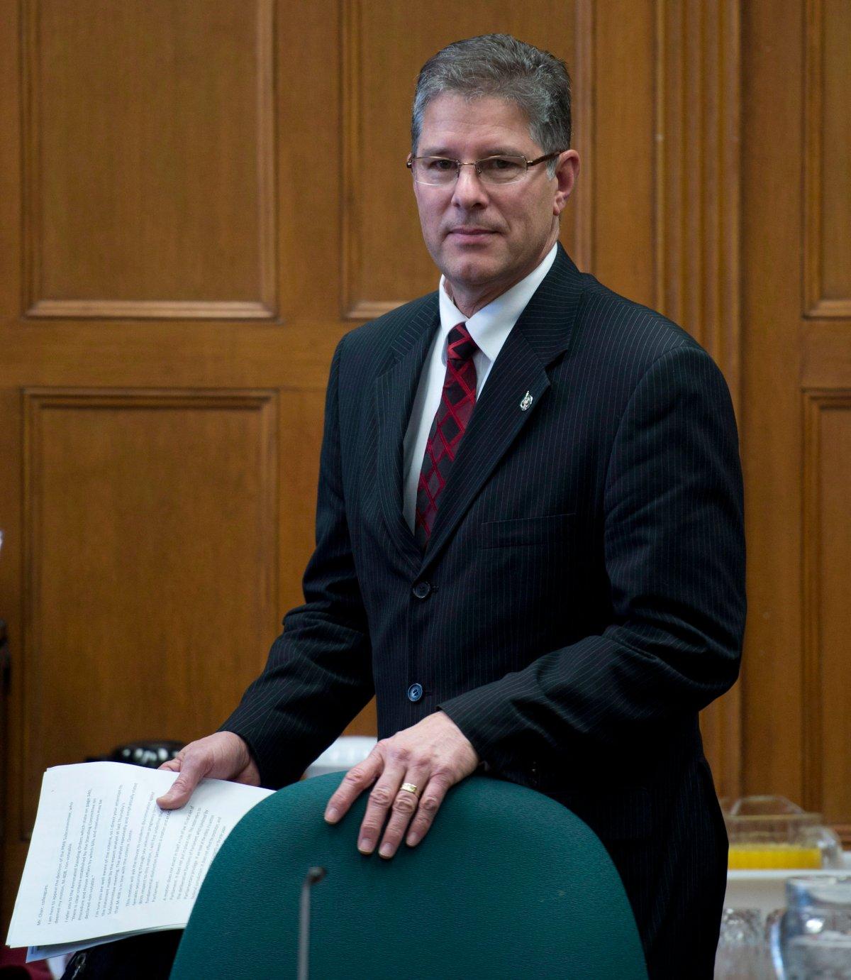 Conservative MP Mark Warawa.