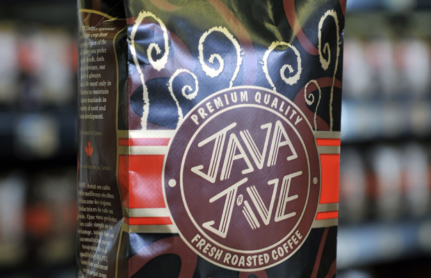 Java Jive coffee company.