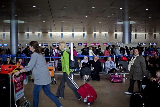 Israel to ban all passenger flights in effort to stem spread of coronavirus