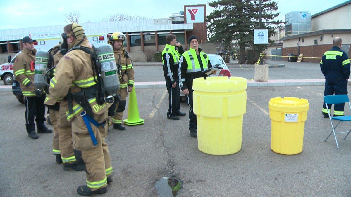 YMCA shut down after hazardous waste team investigates suspicious chemical found in dumpster - image