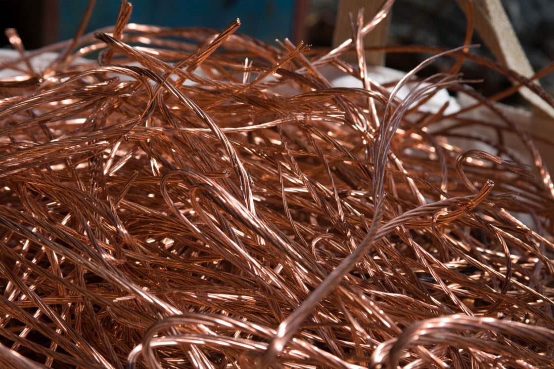 Almost $100,000 worth of copper wire stolen from Prince Albert paper mill worksite.