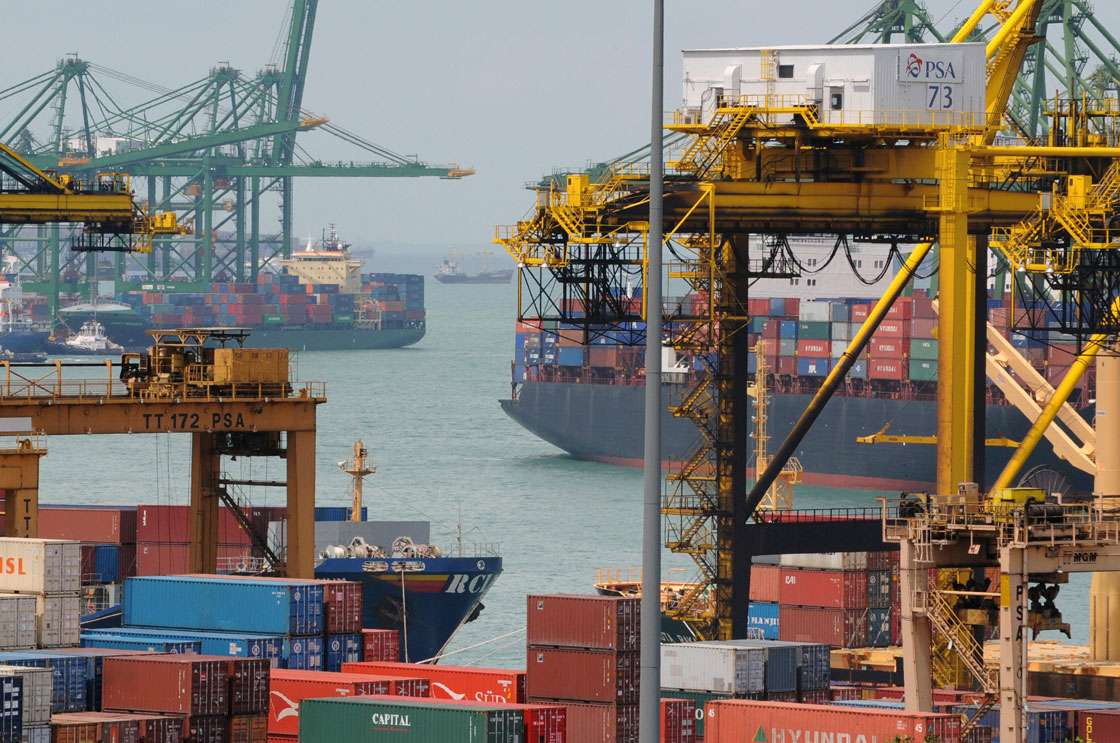 A sustained recovery for the U.S. economy is expected to help alleviate a slowdown in Canada. Economists hope exports into the world's largest economy can offset the effects of new found frugality among Canadian consumers.