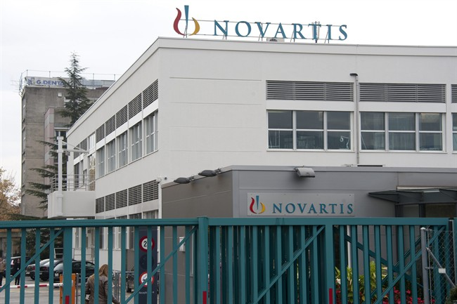 Novartis to shut down Mississauga plant in new year, cut 300 jobs