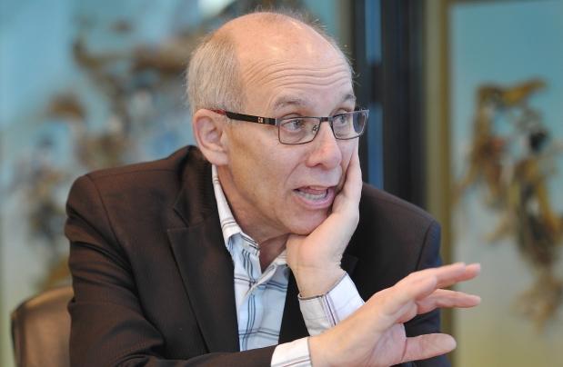 Former Edmonton Mayor Stephen Mandel.