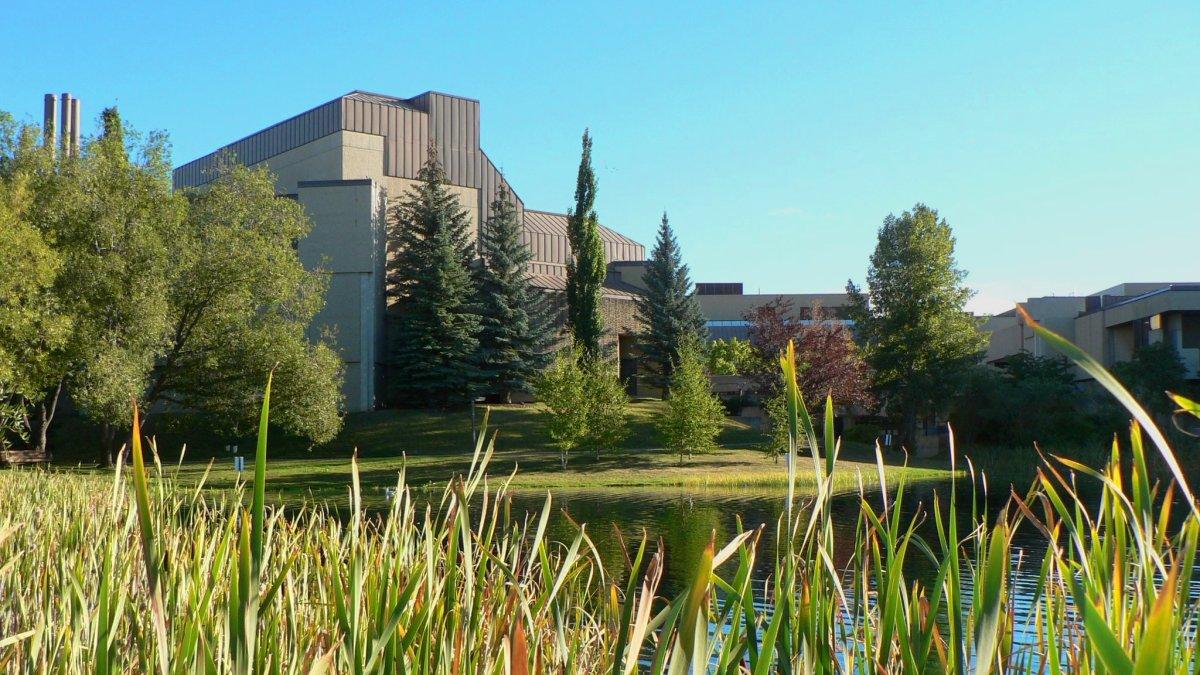 Mount Royal University in Calgary.