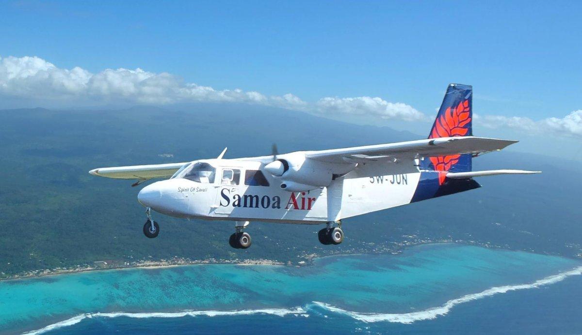 Samoa Air.