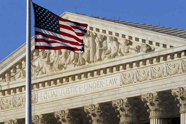 The U.S. Supreme Court could soon be more right-leaning.
