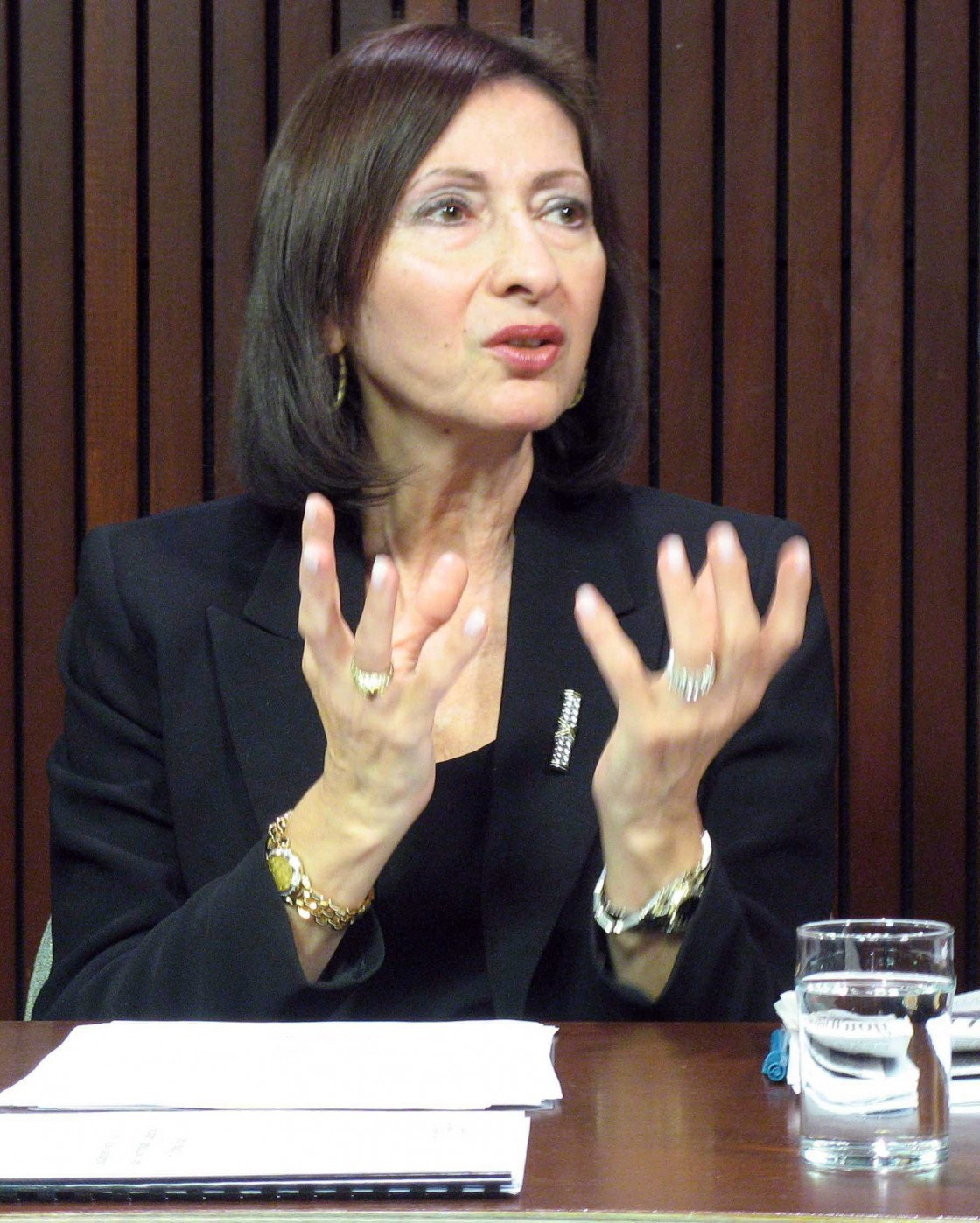 Ontario Privacy Commissioner Ann Cavoukian says this surveillance program 'doesn't pass the smell test.'.
