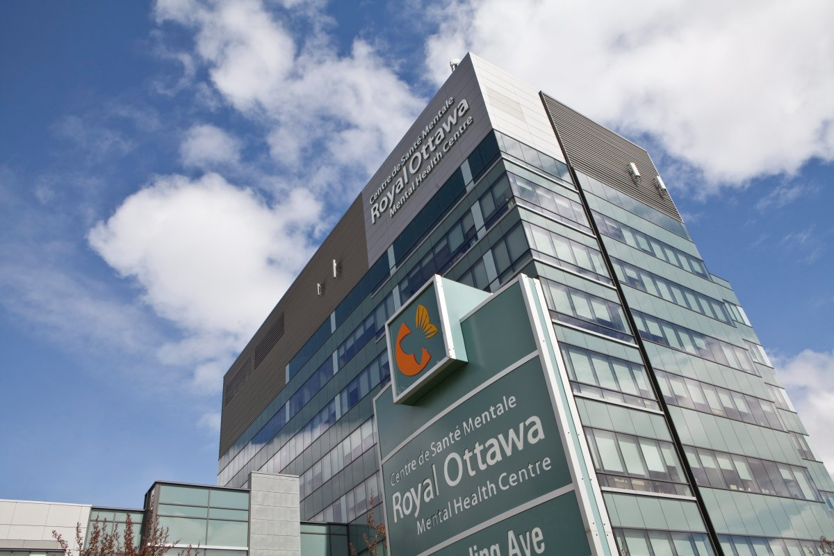 The Royal Ottawa Mental Health Centre is a 207-bed mental health facility which began operation in 1961.