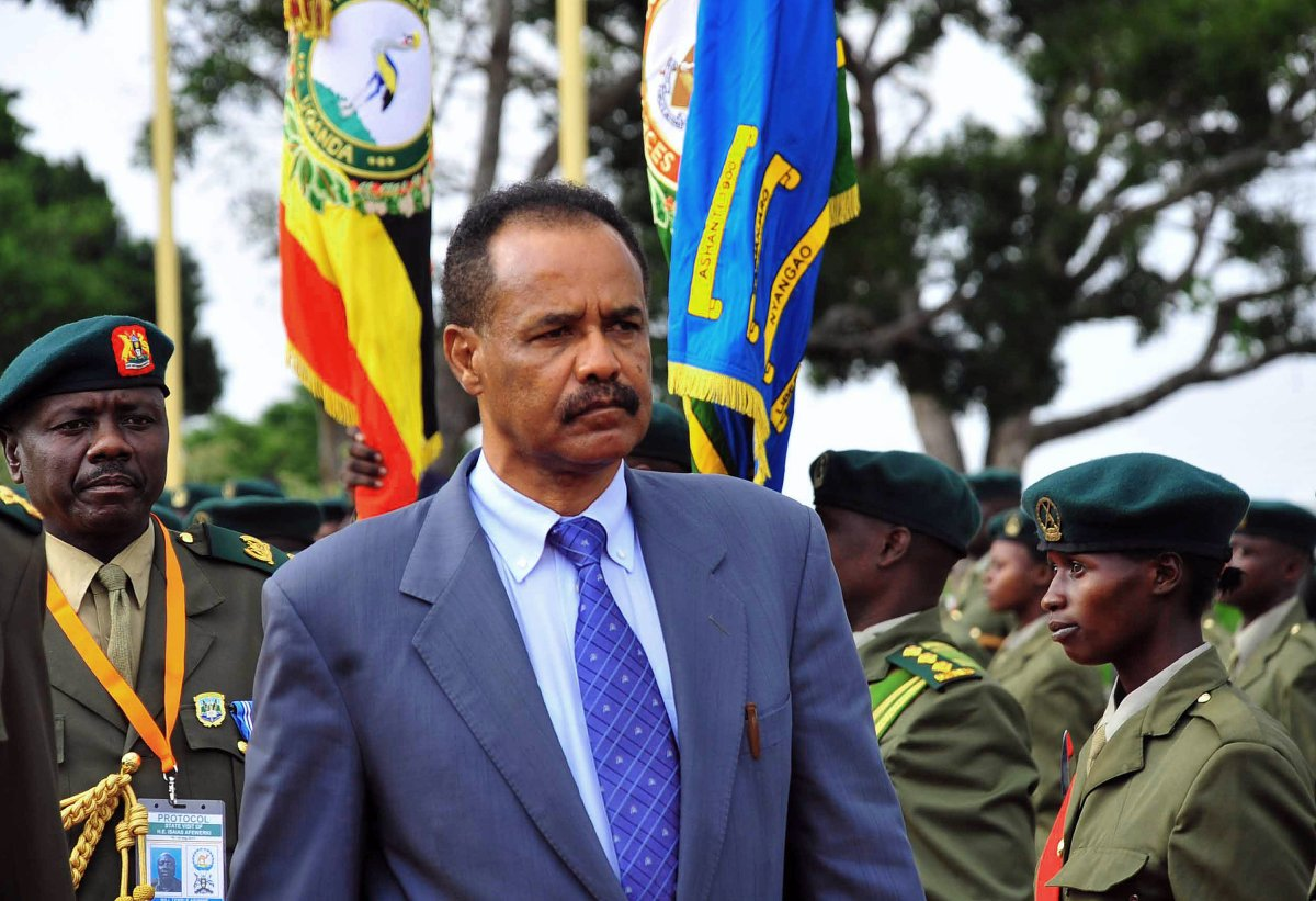 The Eritrean government, under the 20-year rule of President Issaias Aferworki, is considered one of most repressive regimes in the world. (File photo).